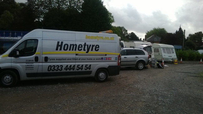 Cheap New Car Tyre In Hampshire