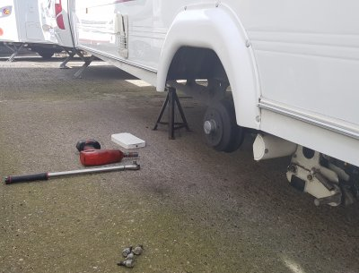 Astounding Caravan And Motorhome Tyres In Cumbria Mobile Tyre Fitting Download Free Architecture Designs Xaembritishbridgeorg